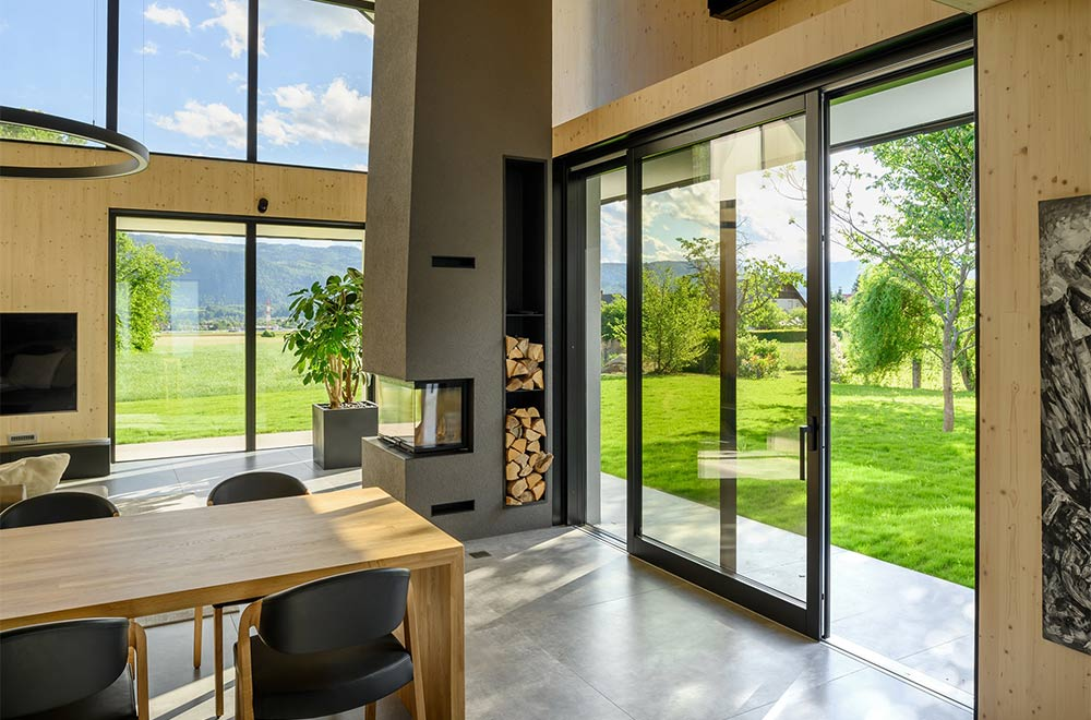 Passive House windows