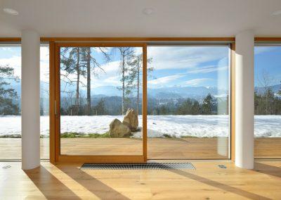 wood windows